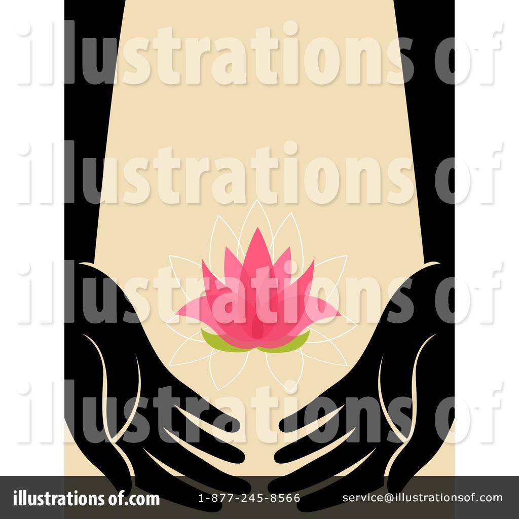 Lotus flower clipart 1467270 illustration by bnp design studio royalty free rf lotus flower clipart illustration 1467270 by bnp design studio izmirmasajfo