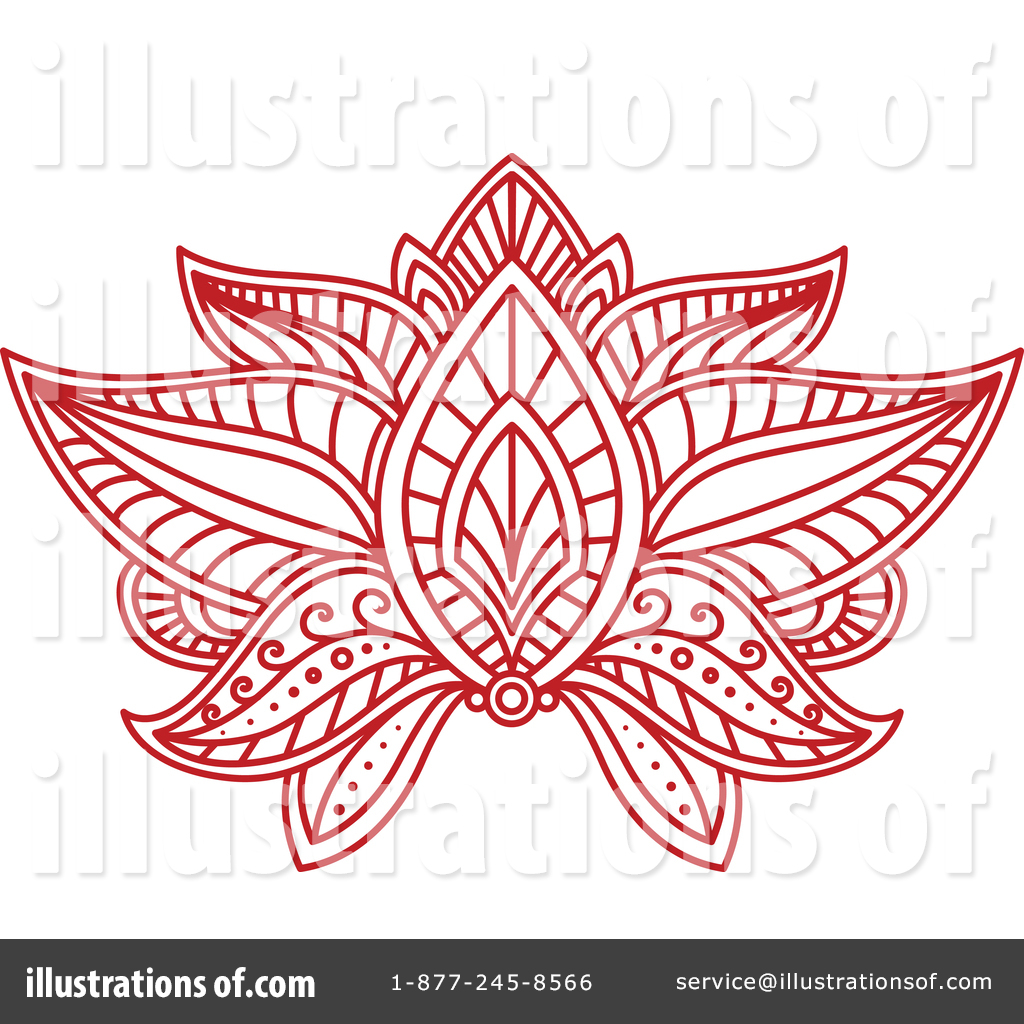 Lotus flower clipart 1377732 illustration by vector tradition sm royalty free rf lotus flower clipart illustration 1377732 by vector tradition sm izmirmasajfo