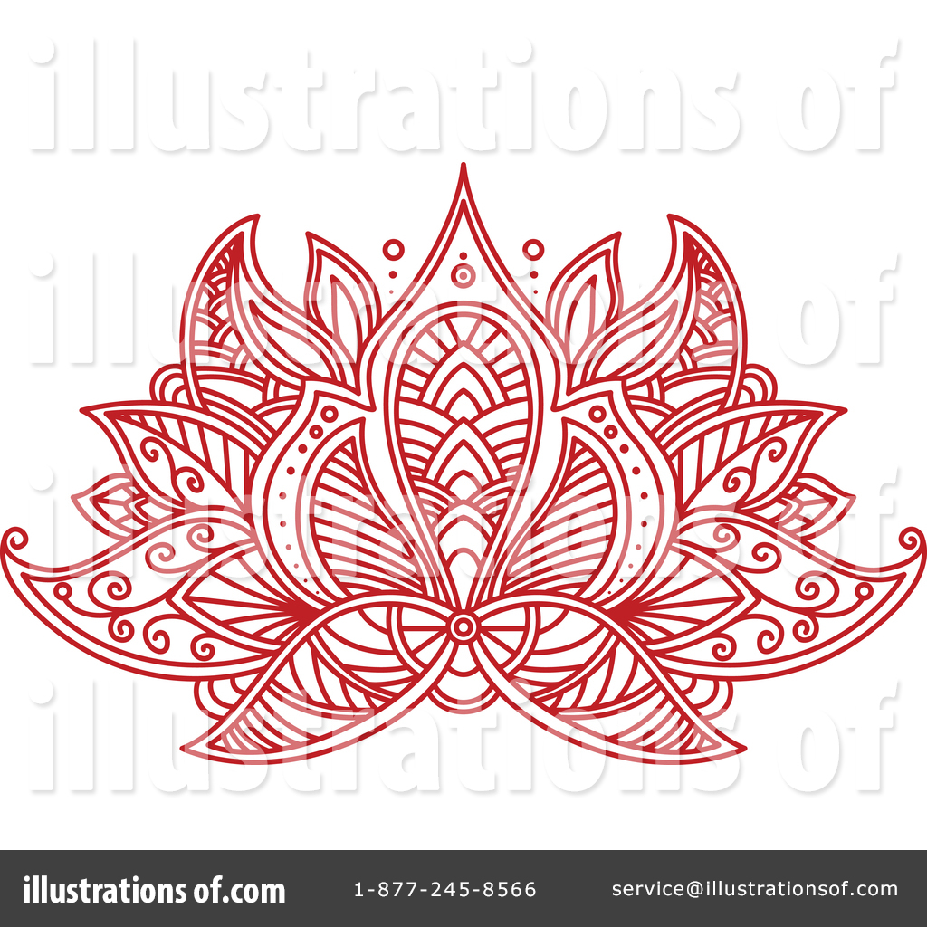 Lotus flower clipart 1377735 illustration by vector tradition sm royalty free rf lotus flower clipart illustration 1377735 by vector tradition sm mightylinksfo