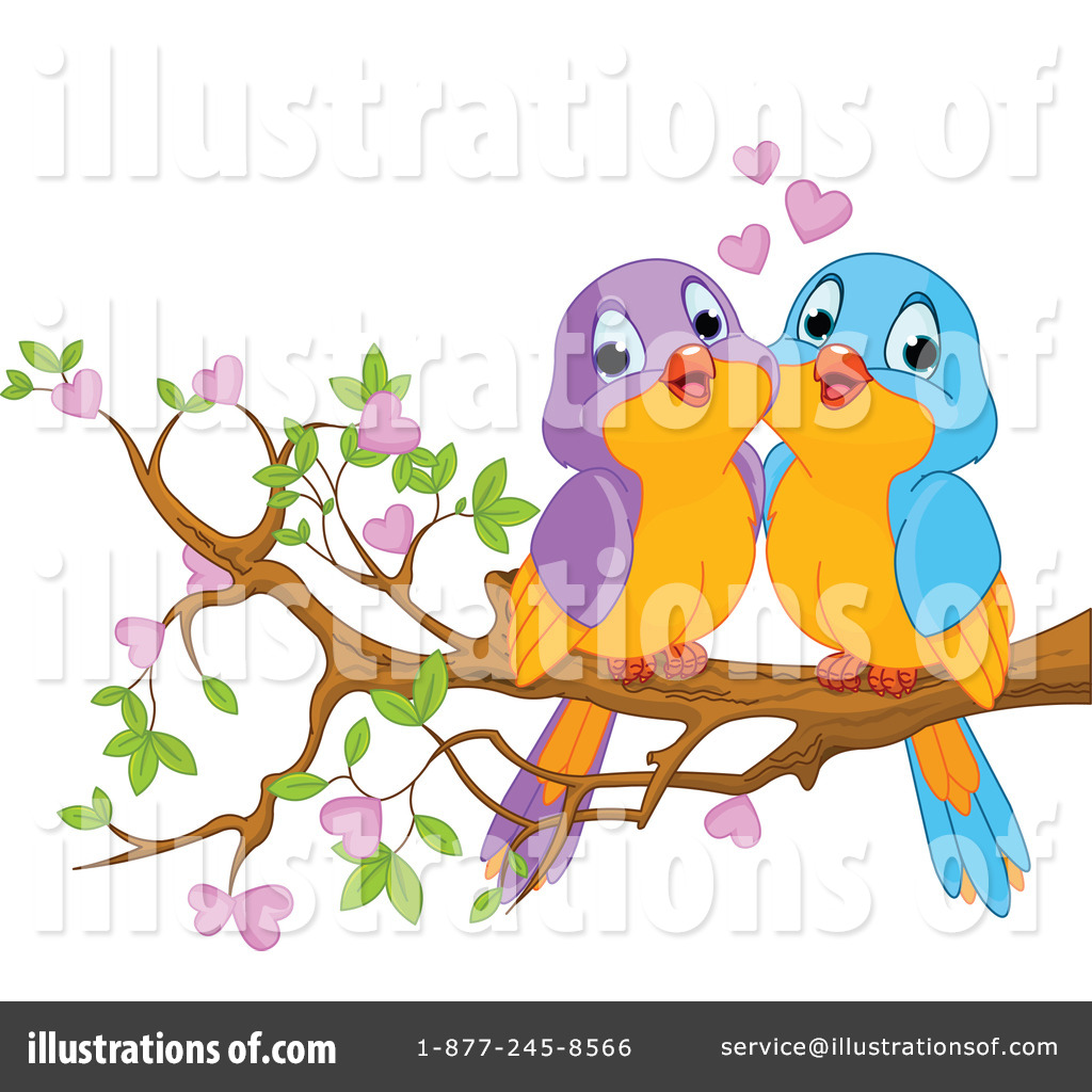 Clip Art Love Birds Clipart love birds clipart 1160948 illustration by pushkin royalty free rf pushkin