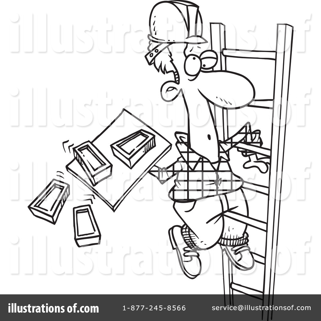 Masonry Clipart #440712 - Illustration by Ron Leishman