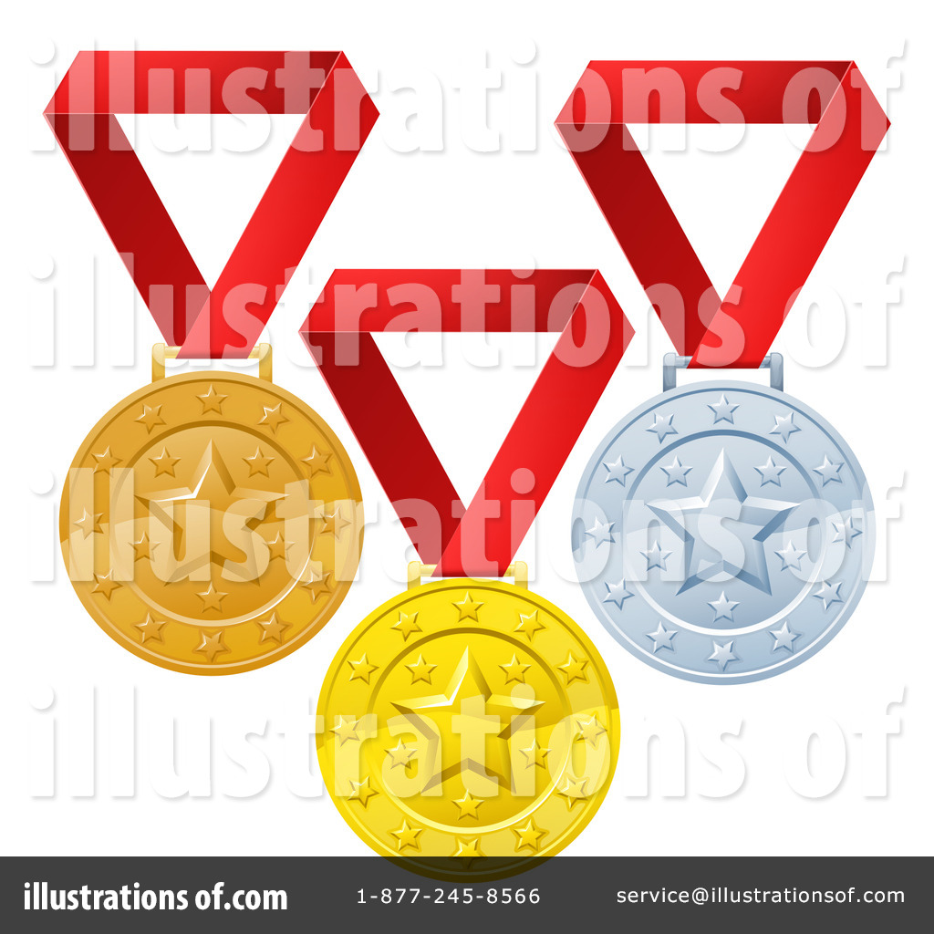 Award Clipart #1144058 - Illustration by AtStockIllustration