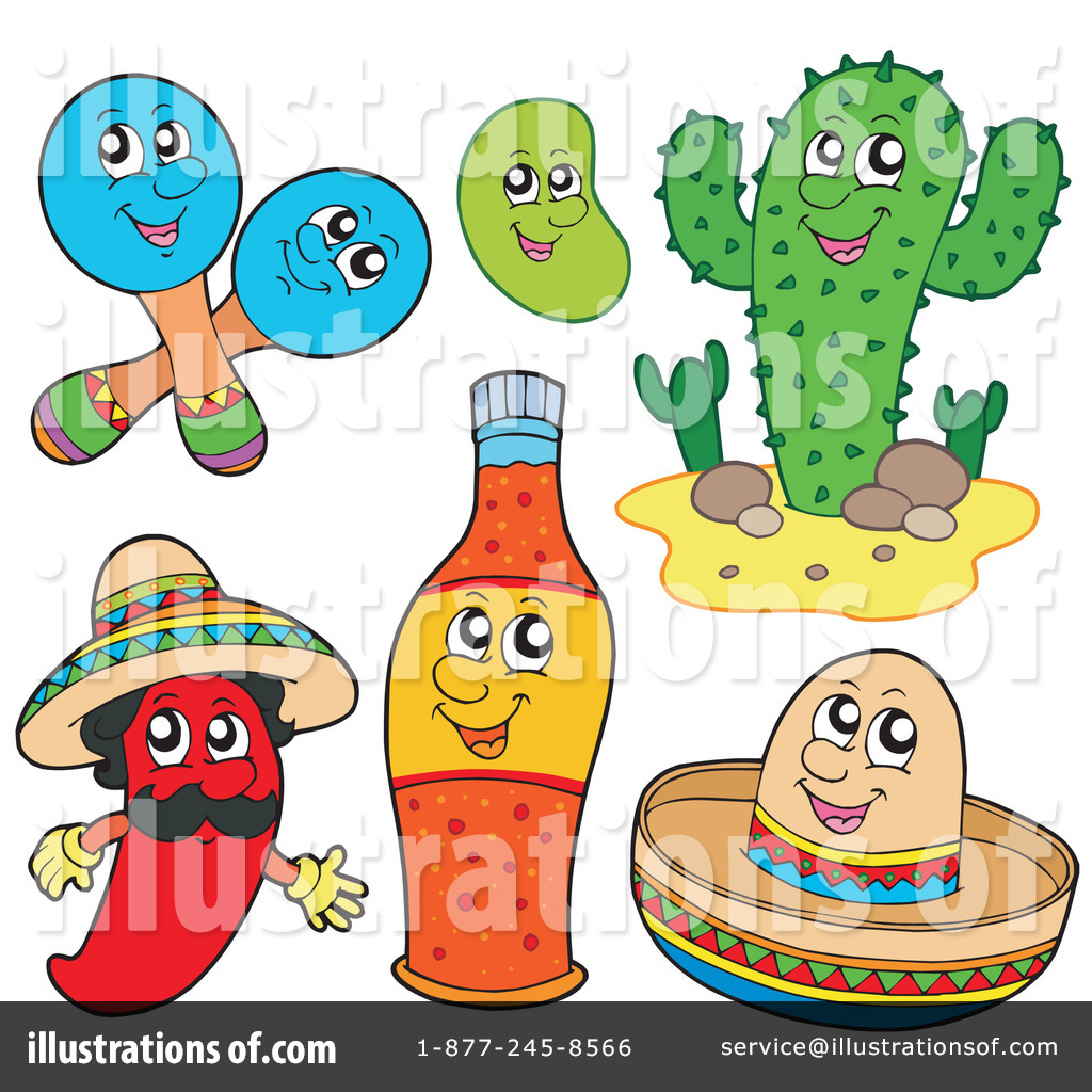 mexican clipart 213802 illustration by visekart rh illustrationsof com free clipart mexican sombrero free clipart mexican sombrero