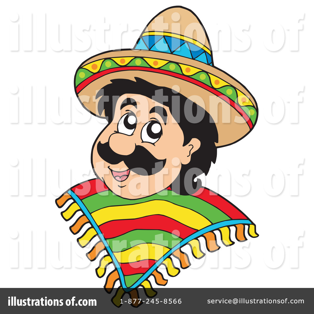 mexican clipart 214239 illustration by visekart rh illustrationsof com free mexican clipart images free mexican clip art borders
