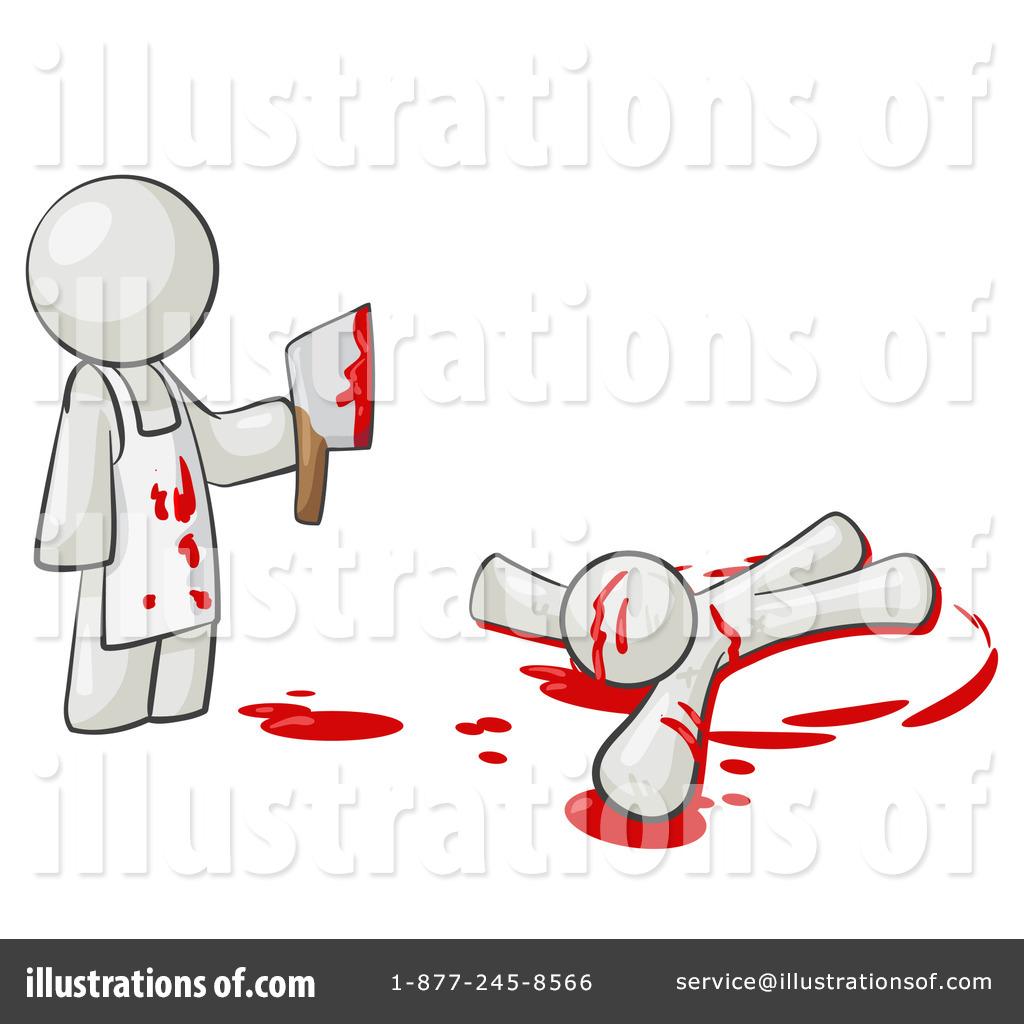 Murder Clipart 219678 Illustration By Leo Blanchette