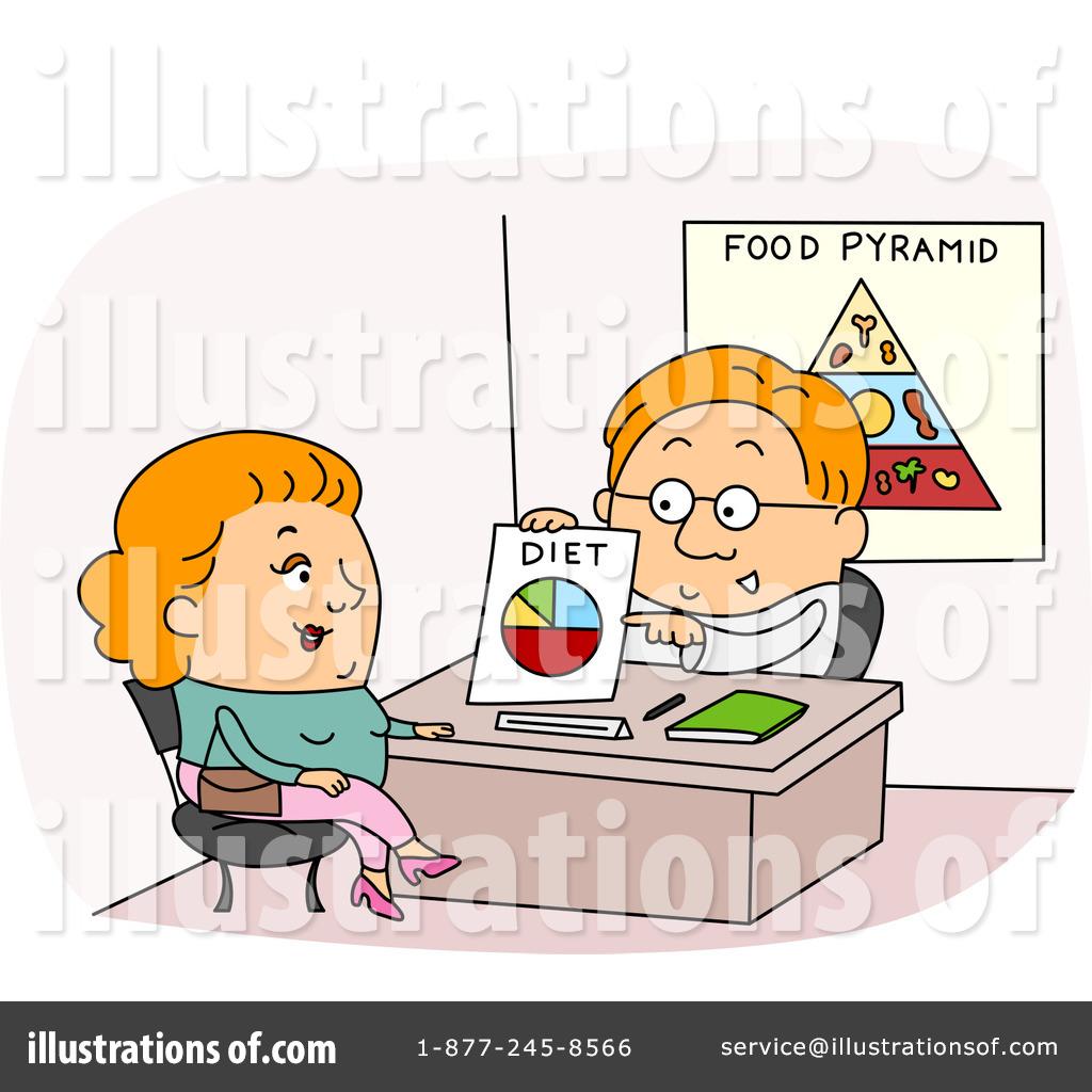 Nutrition Clipart 1067655 Illustration By Bnp Design Studio