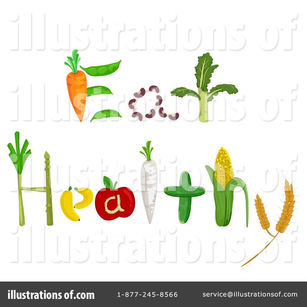 Nutrition Clipart 1438494 Illustration By Bnp Design Studio