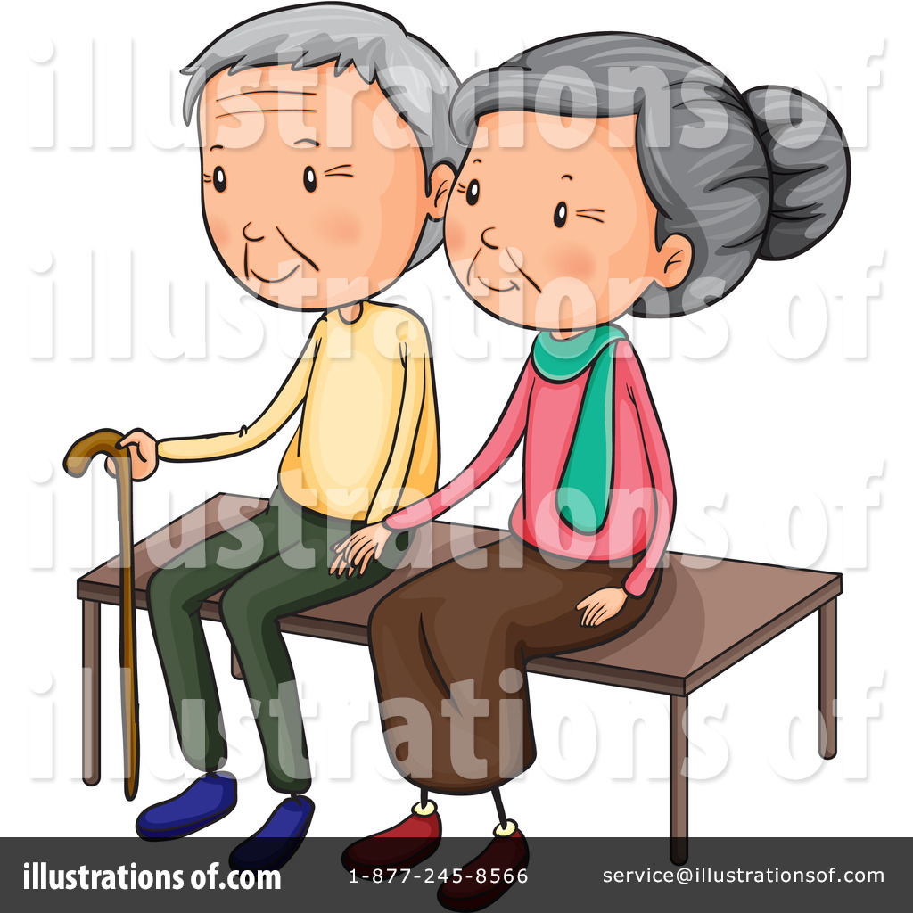 old couple clipart 1234414 illustration by graphics rf rh illustrationsof com funny old couple clipart old couple clipart free