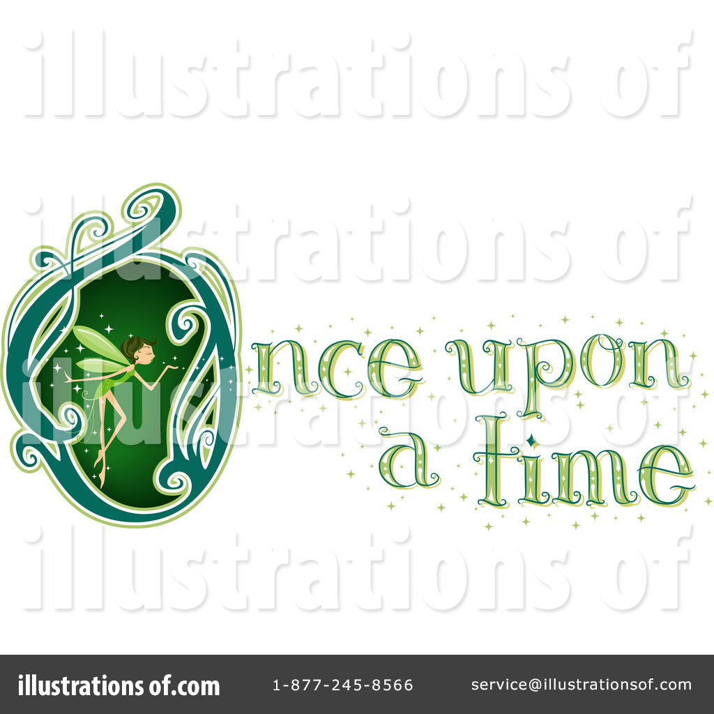 Once Upon A Time Clipart #1129291 - Illustration by BNP ...