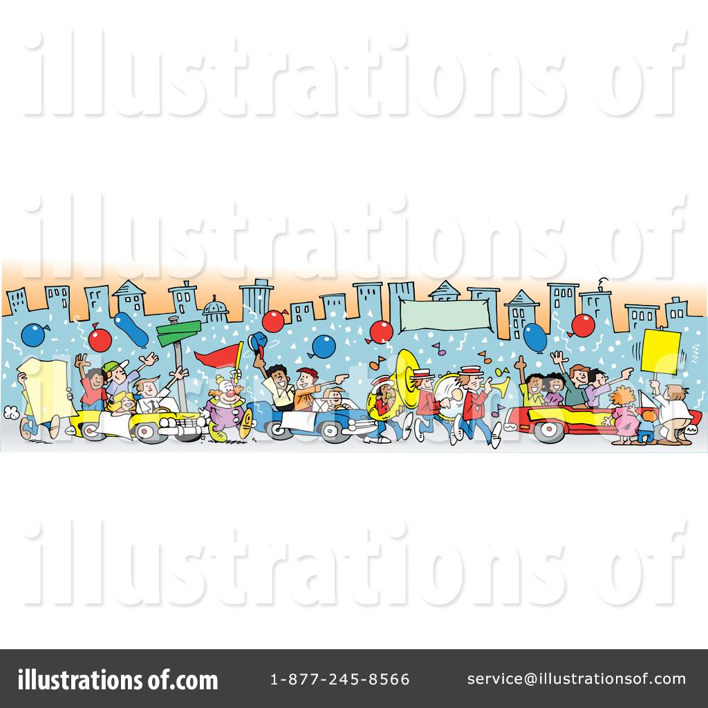 Clip Art Parade Clip Art parade clipart 432694 illustration by johnny sajem royalty free rf sajem
