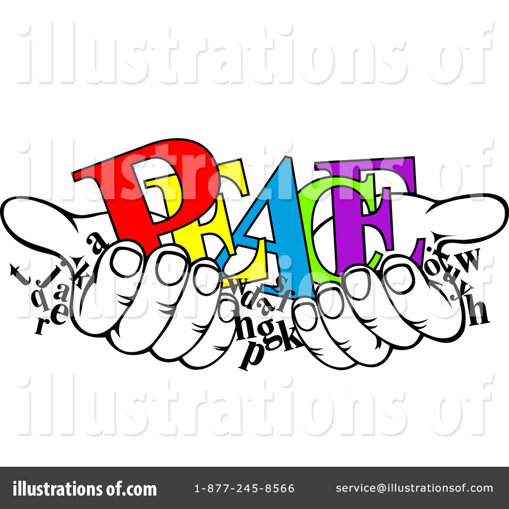 Peace clipart 1113562 illustration by vector tradition sm royalty free rf peace clipart illustration by vector tradition sm stock sample voltagebd Choice Image