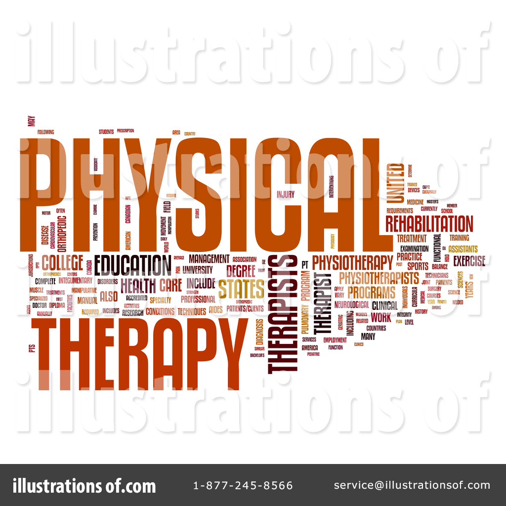 Degree in physical therapy - Royalty Free Rf Physical Therapy Clipart Illustration 1402717 By Macx