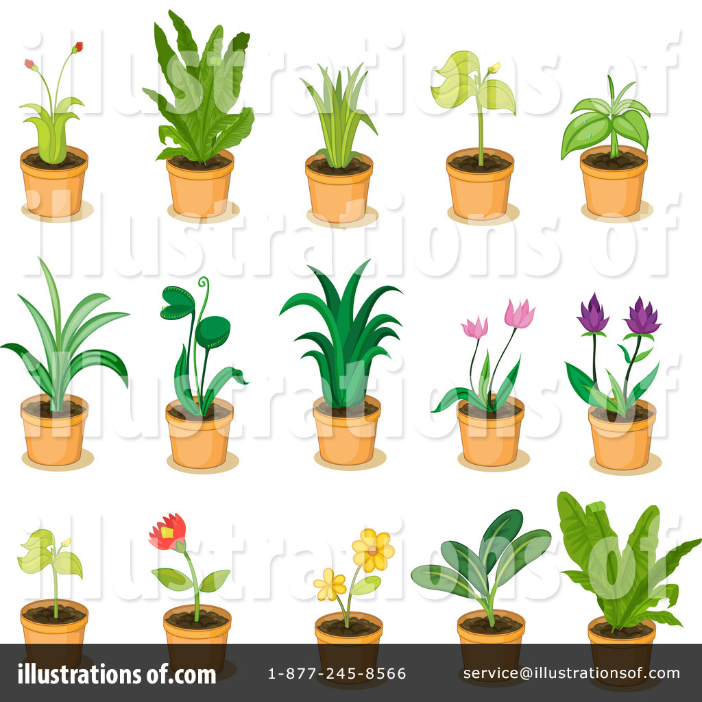 plants clipart 1124082 illustration by graphics rf rh illustrationsof com clipart planet clipart planet