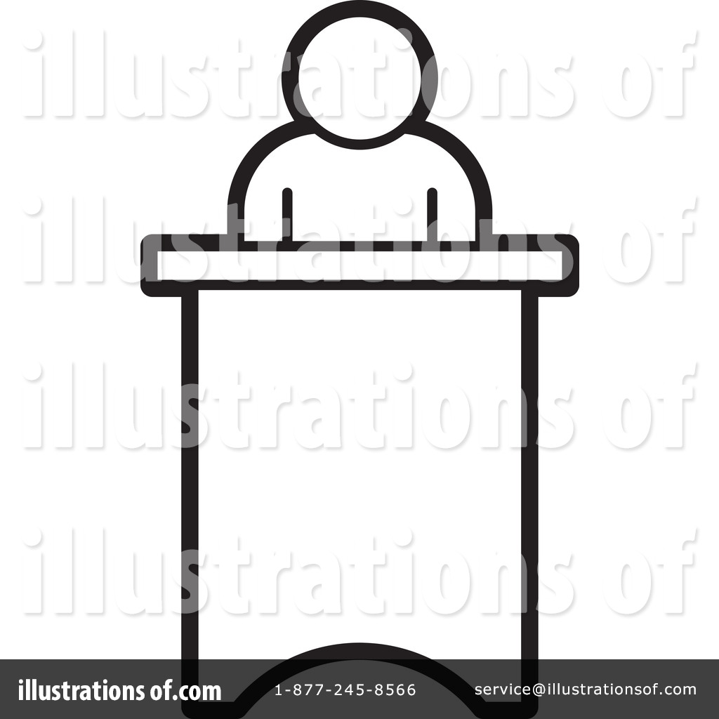 podium clipart 1242423 illustration by lal perera rh illustrationsof com podium clipart png podium clipart png
