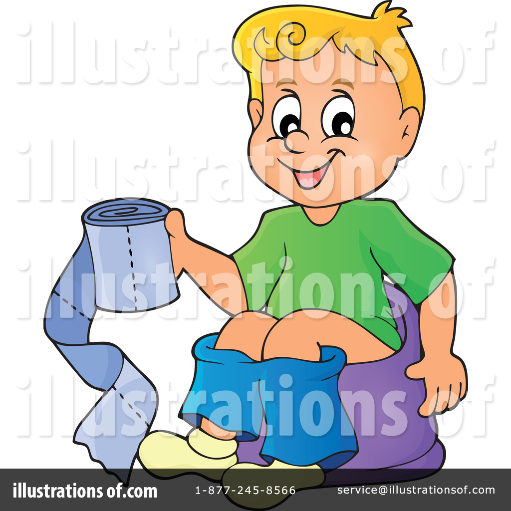 potty training clipart 1389795 illustration by visekart rh illustrationsof com potty training clipart toilet training clipart