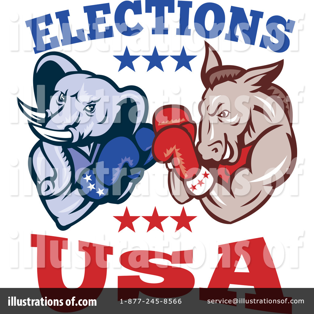 presidential elections clipart 1116419 illustration by patrimonio rh illustrationsof com election clipart free election day clipart free