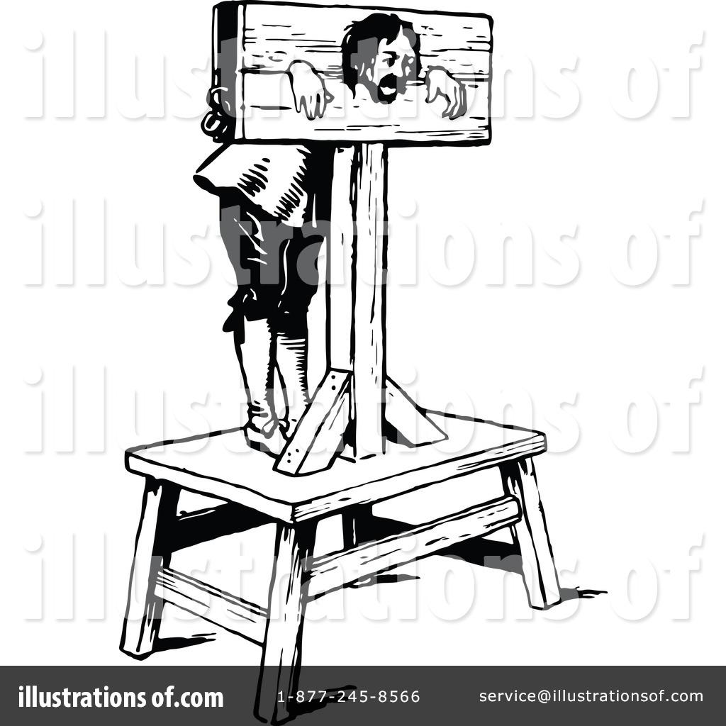 Punishment Clipart #1154910 - Illustration by Prawny Vintage