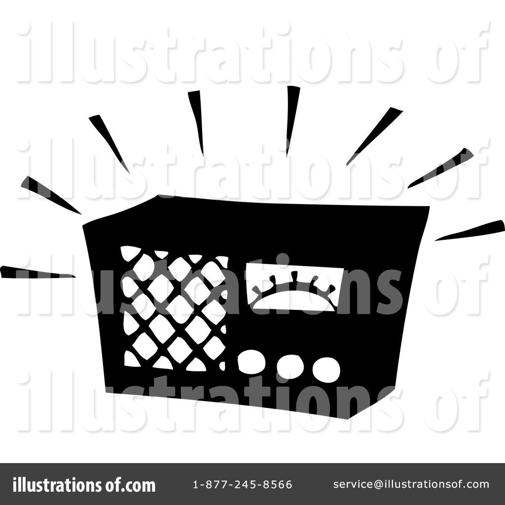 Radio Clipart #1156724 - Illustration by BestVector