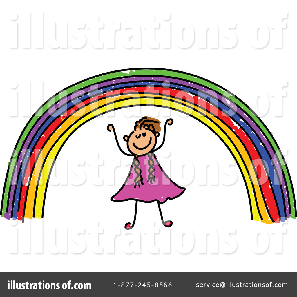 Rainbow Clipart #216104 - Illustration by Prawny