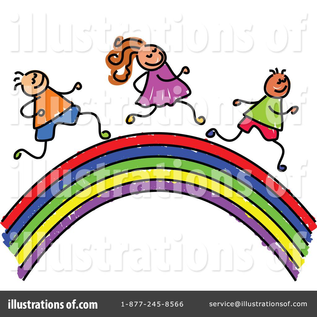 rainbow clipart 216185 illustration by prawny
