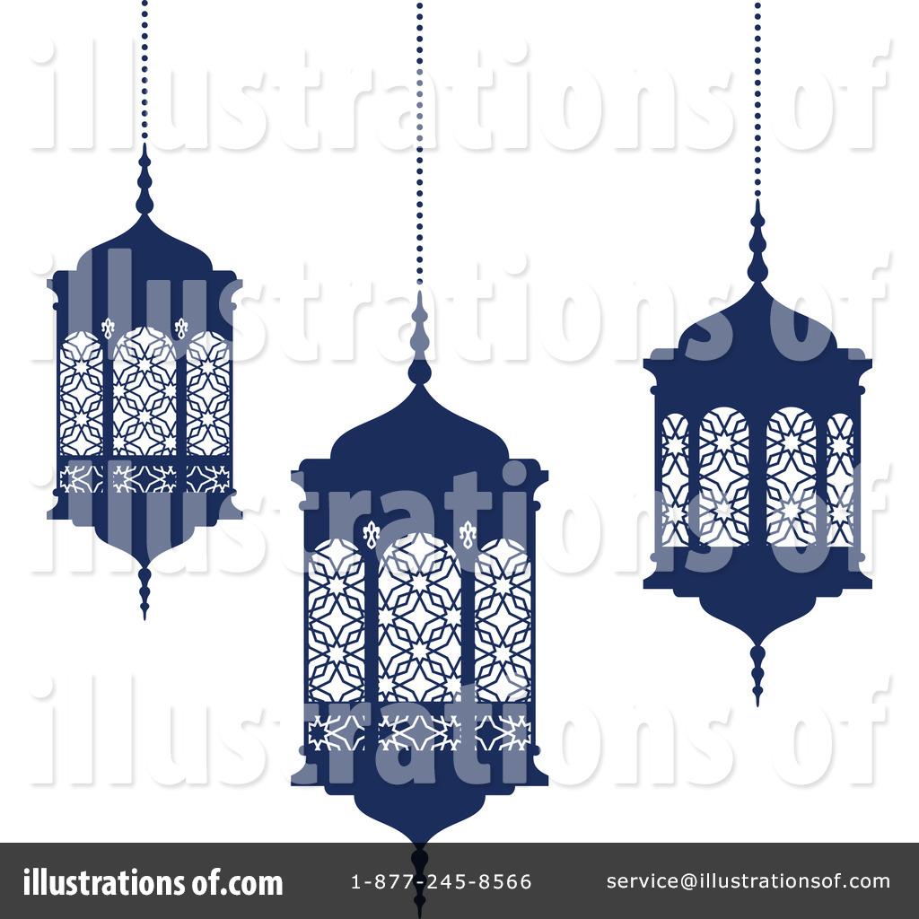 Ramadan Kareem Clipart #1317307 - Illustration by Vector Tradition SM for Ramadan Clipart Png  104xkb