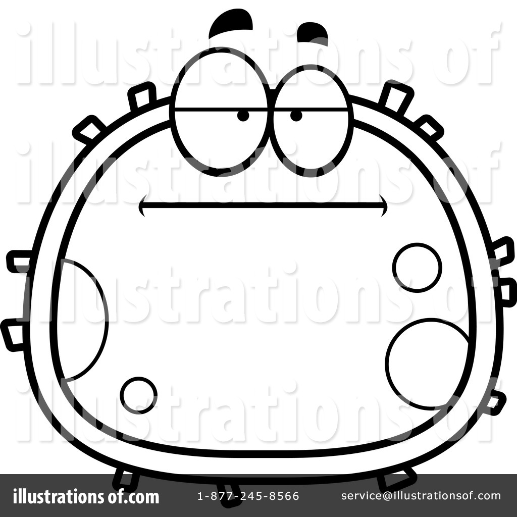 Coloring pages blood - Royalty Free Rf Red Blood Cell Clipart Illustration 1143059 By Cory Thoman