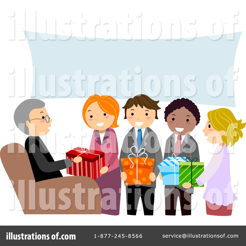 Retirement Clipart #1065196 - Illustration by BNP Design Studio