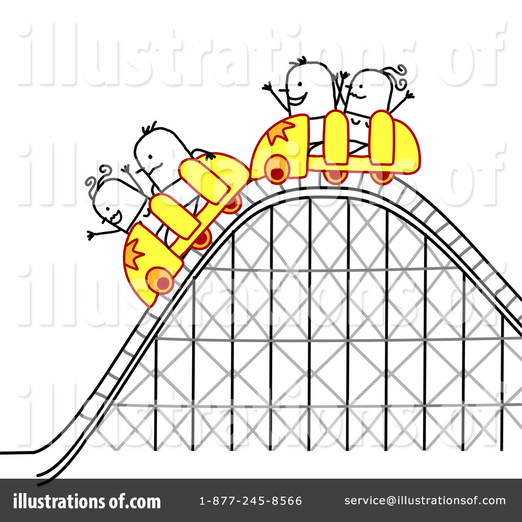 roller coaster clipart 215009 illustration by nl shop rh illustrationsof com roller coaster clipart black and white roller coaster clipart images