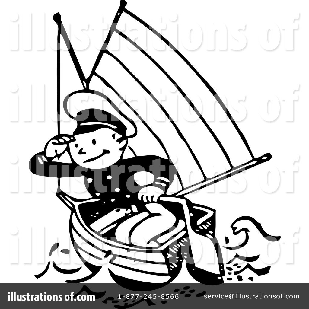 Sailor Clipart #1156713 - Illustration by BestVector
