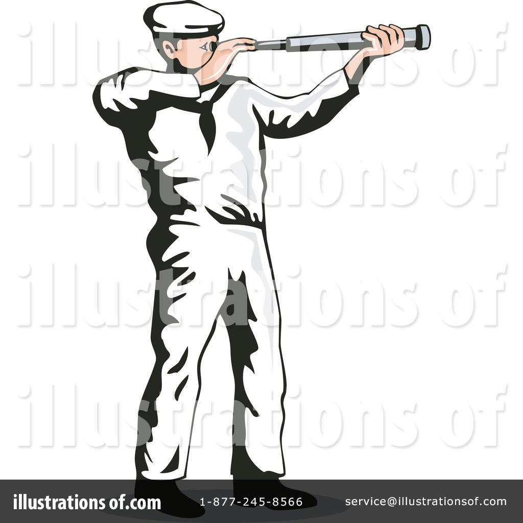 Sailor Clipart #1145690 - Illustration by patrimonio