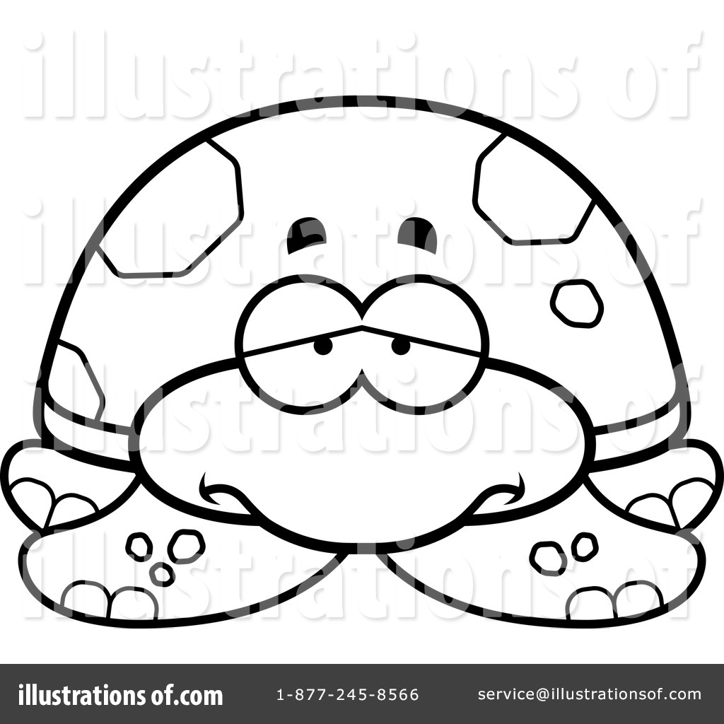 sea turtle clipart 1134041 illustration by cory thoman