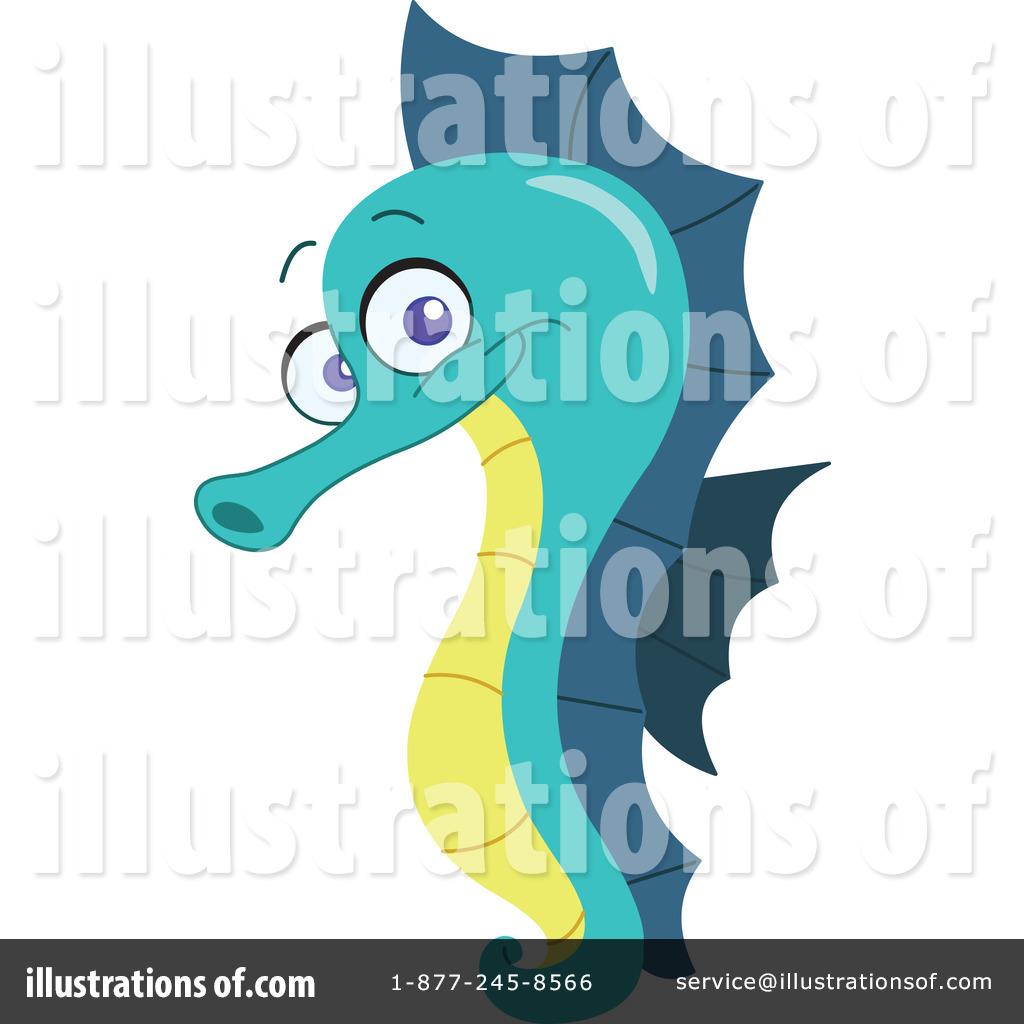 seahorse clipart 92133 illustration by yayayoyo rh illustrationsof com