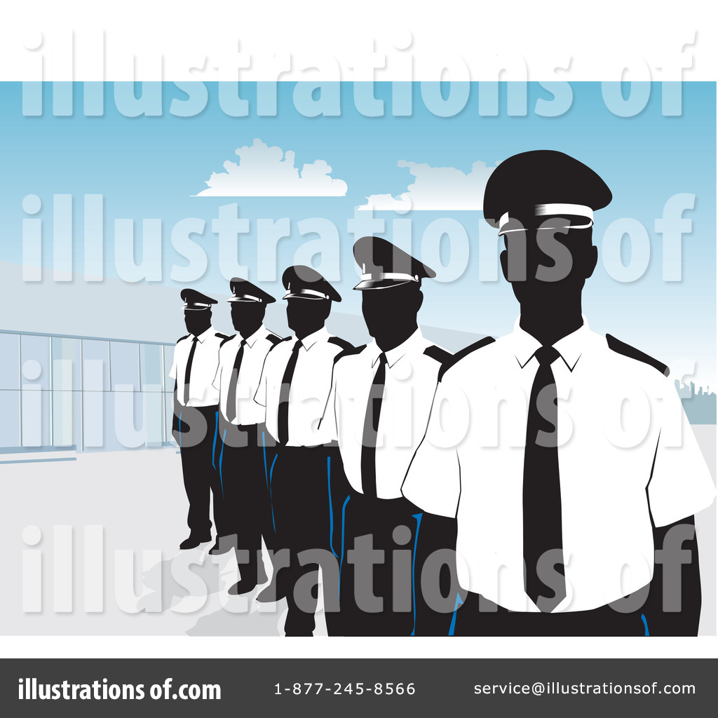 Security Guard Services - Vector Graphics Clipart - Full Size Clipart  (#3621499) - PinClipart