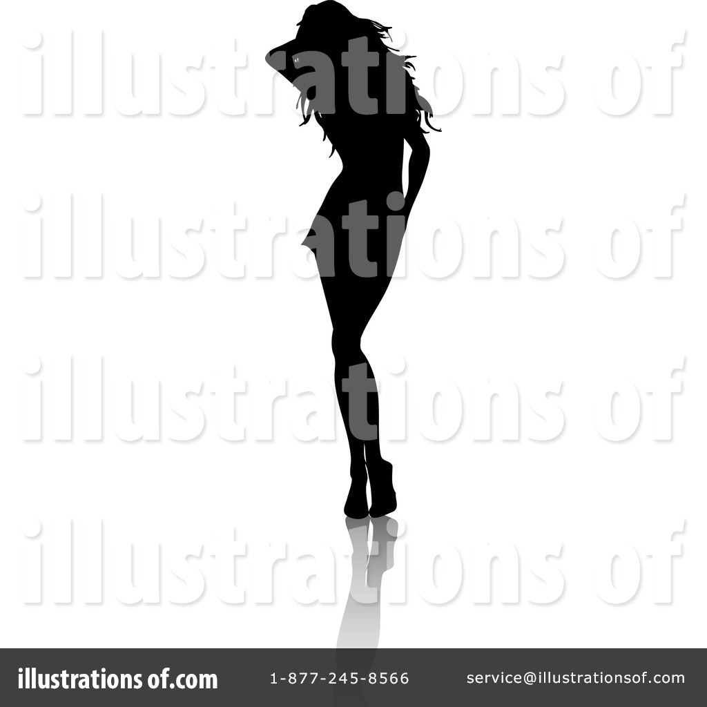 Royalty-Free (RF) Sexy Woman Clipart Illustration by KJ Pargeter - Stock  Sample