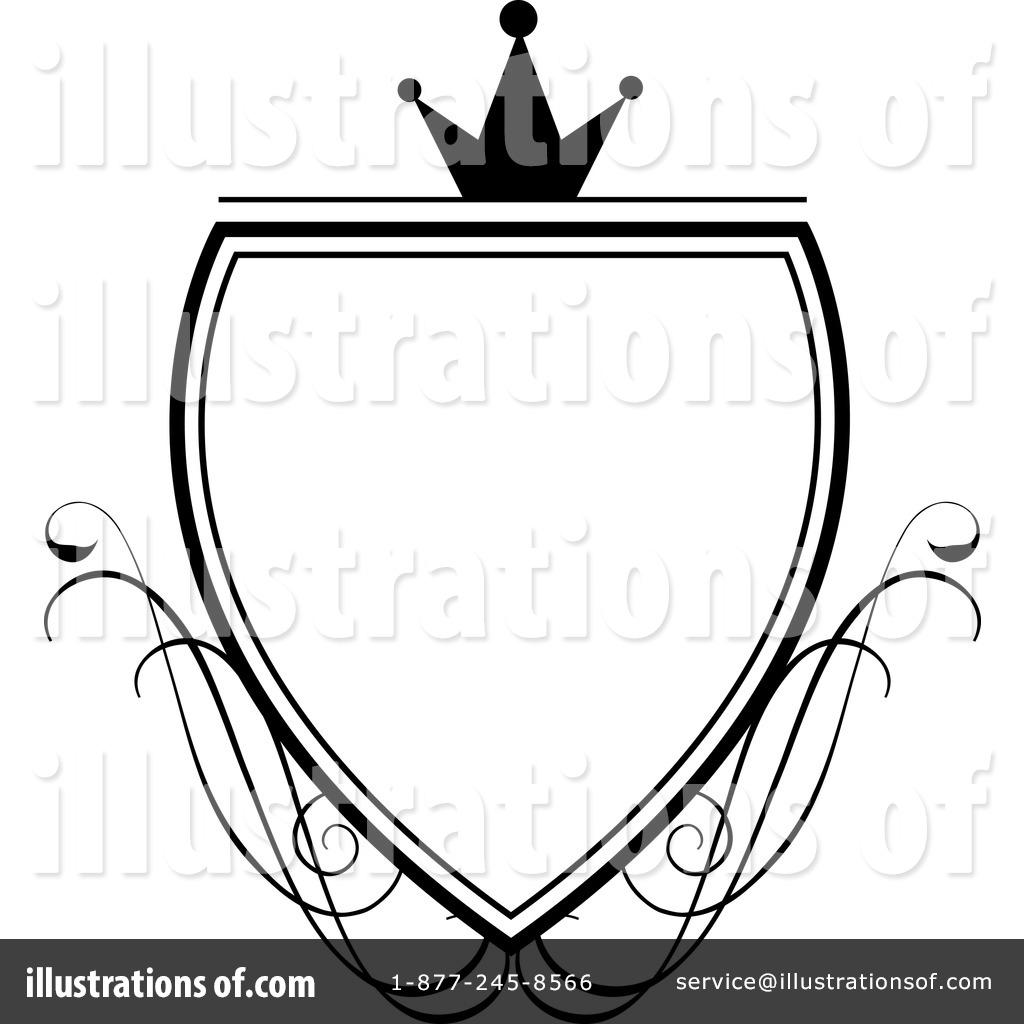 shield clipart 1260705 illustration by onfocusmedia rh illustrationsof com free clipart shield images free medieval shield clipart