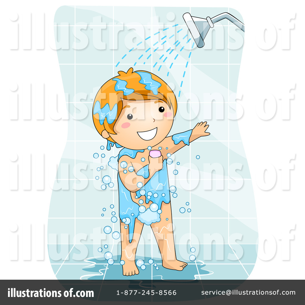 shower clipart 230338 illustration by bnp design studio rh illustrationsof com shower clipart images shower clipart free