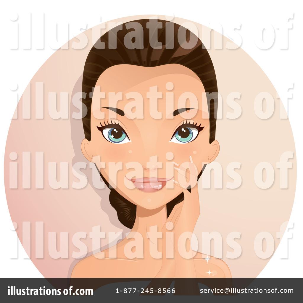 Skin Care Clipart #441431 - Illustration by Melisende Vector