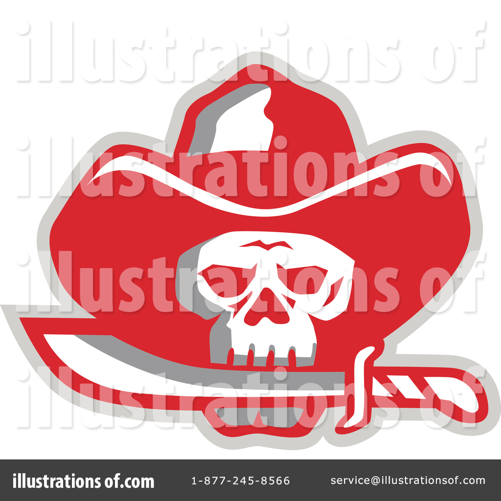 e734d5819 Skull Clipart #1479975 - Illustration by patrimonio
