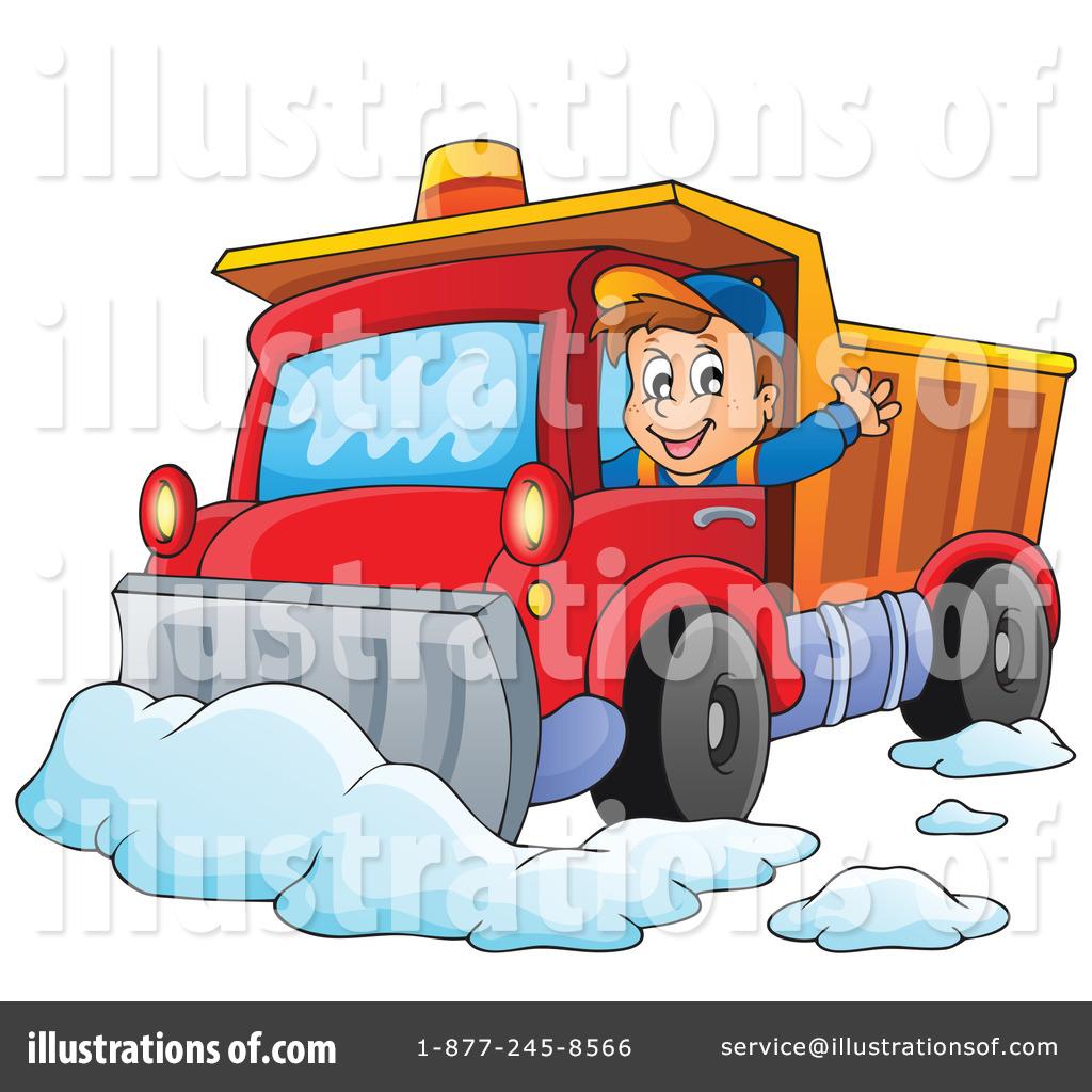 snow plow clipart 1218903 illustration by visekart rh illustrationsof com snow plow clip art images plowing snow clipart