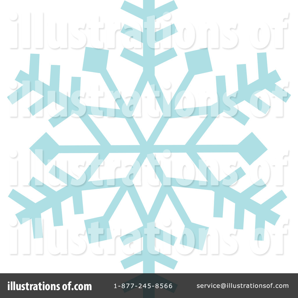 License Free Snowflake Clip Art – Clipart Free Download