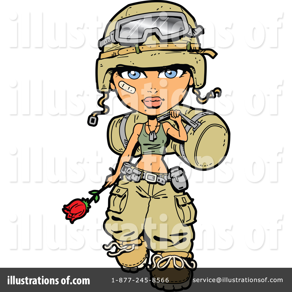 soldier clipart 1371866 illustration by clip art mascots rh illustrationsof com soldier clip art free soldier clip art free