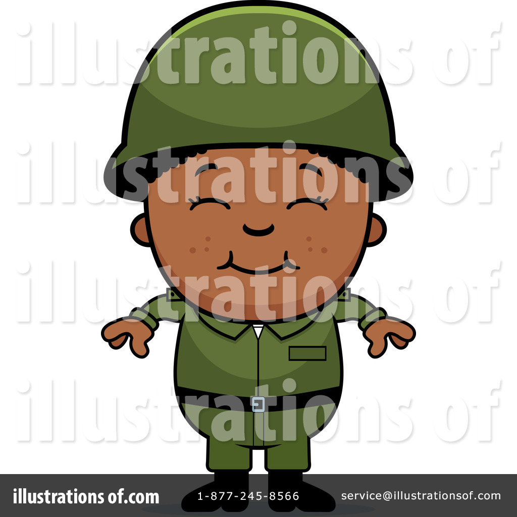 soldier clipart 1108344 illustration by cory thoman rh illustrationsof com soldier clip art silhouette soldier clip art free