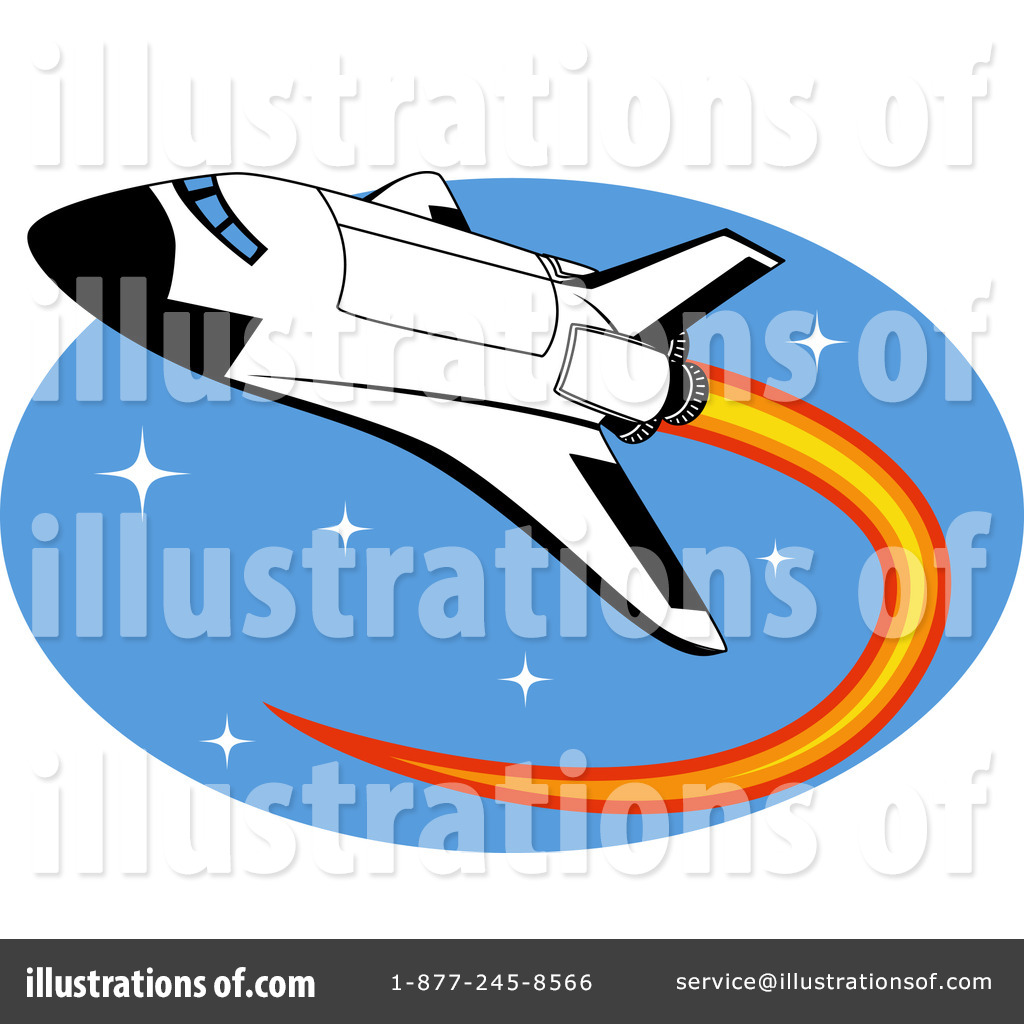 space shuttle clipart 61507 illustration by r formidable rh illustrationsof com columbia space shuttle clipart