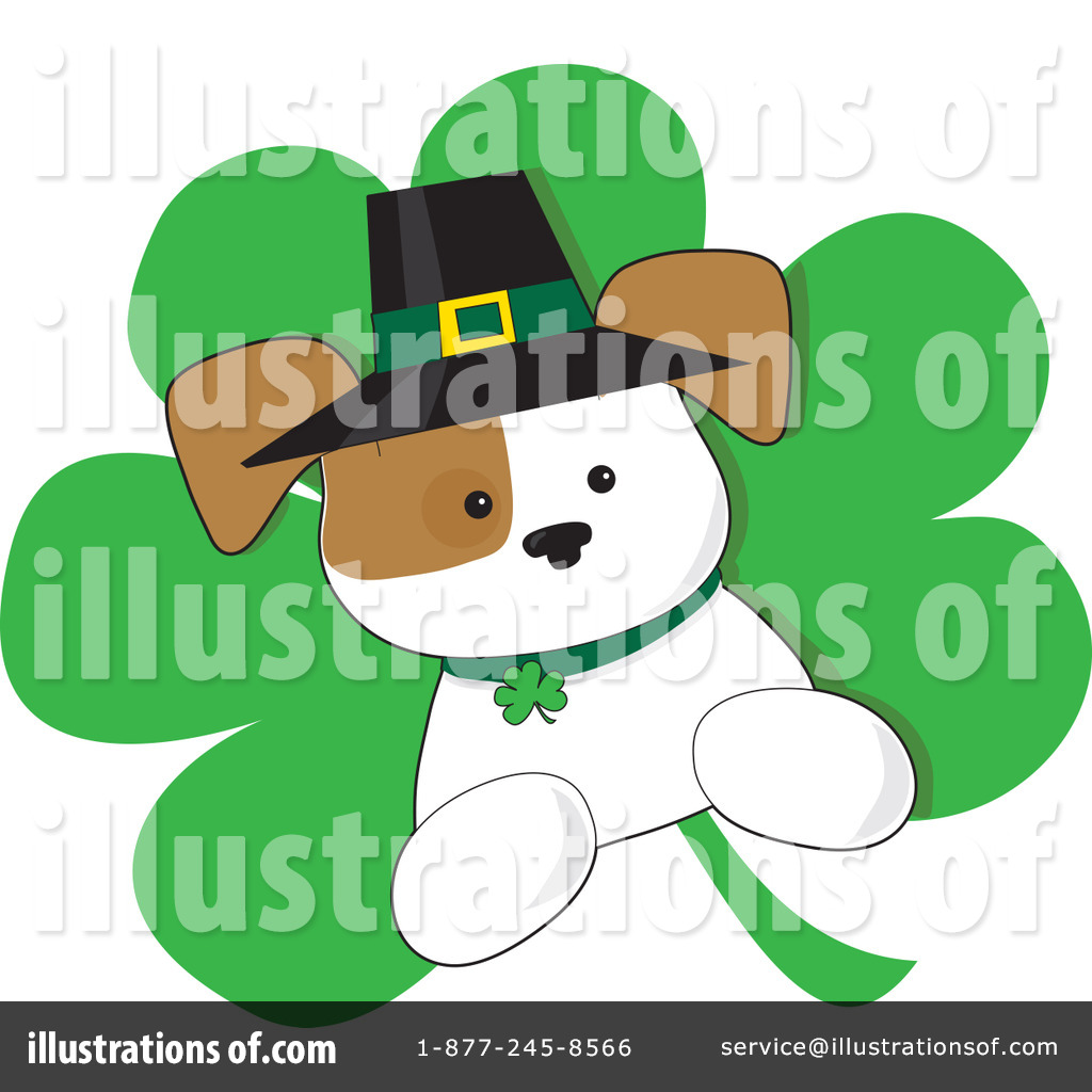 st patricks day clipart 1049943 illustration by maria bell