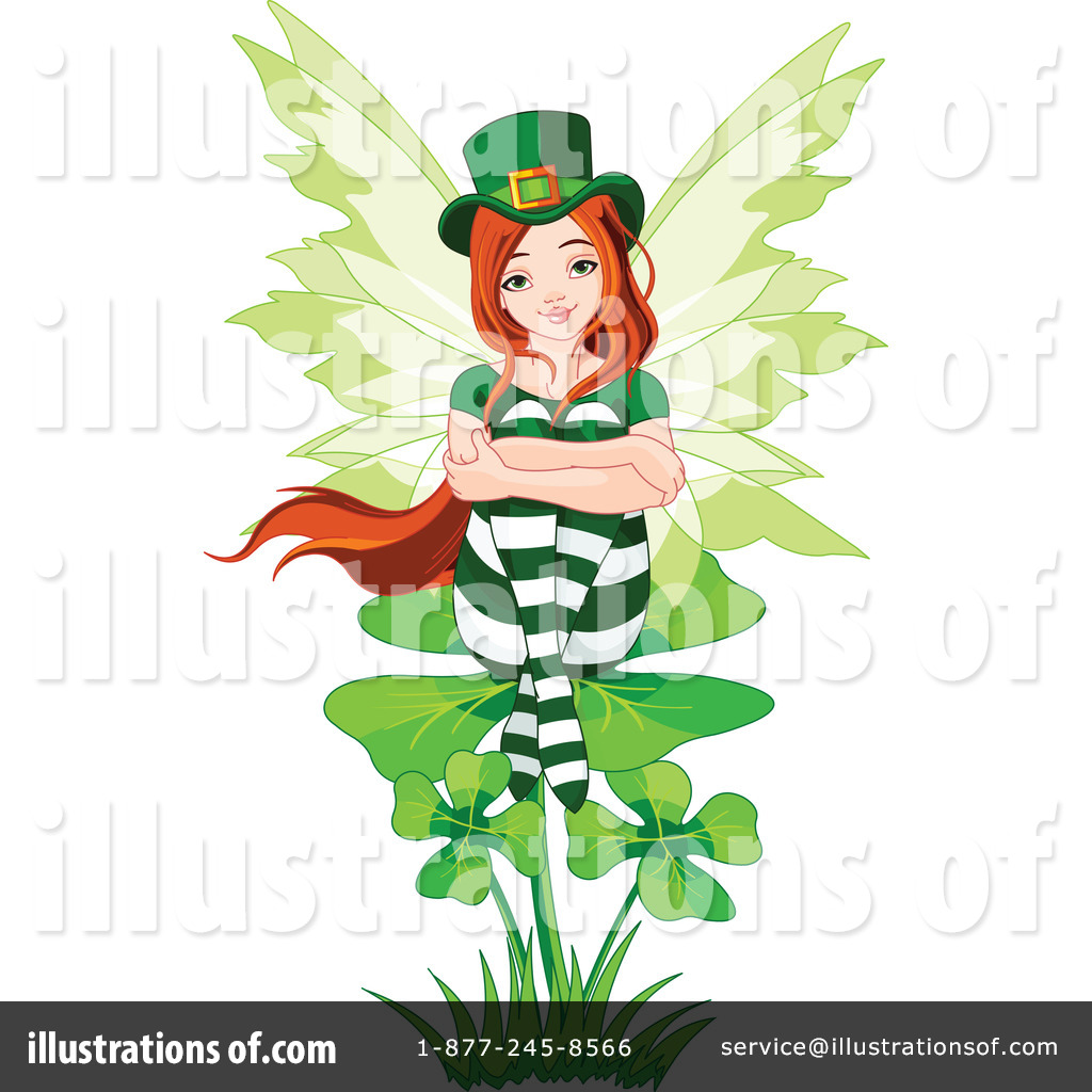 St Patricks Day Clipart #1291618 - Illustration by Pushkin