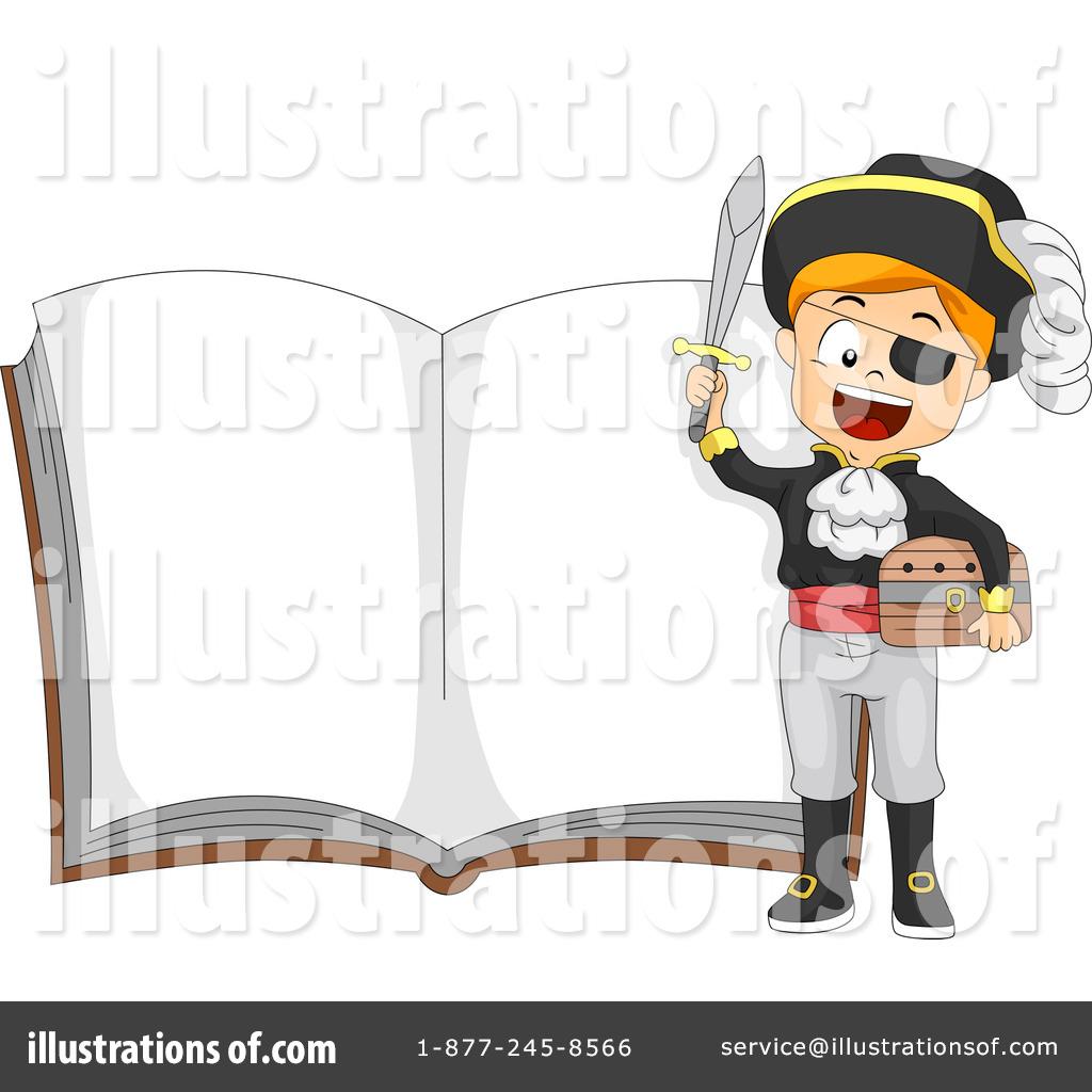 Story Book Clipart #1070961 - Illustration by BNP Design Studio