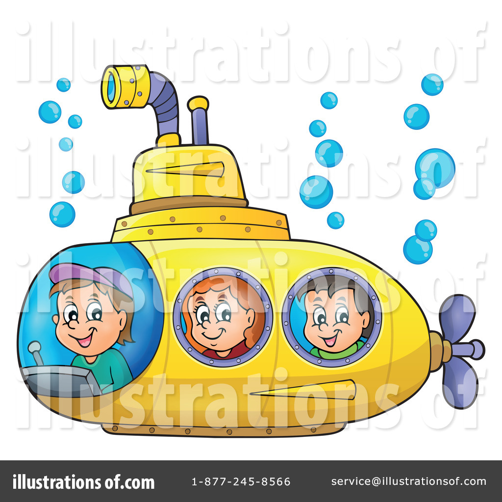 submarine clipart 1300947 illustration by visekart rh illustrationsof com submarine clipart free submarine clipart pictures