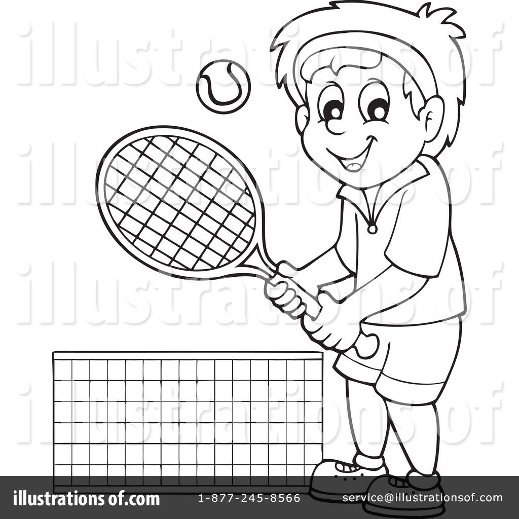 Tennis Clip Art
