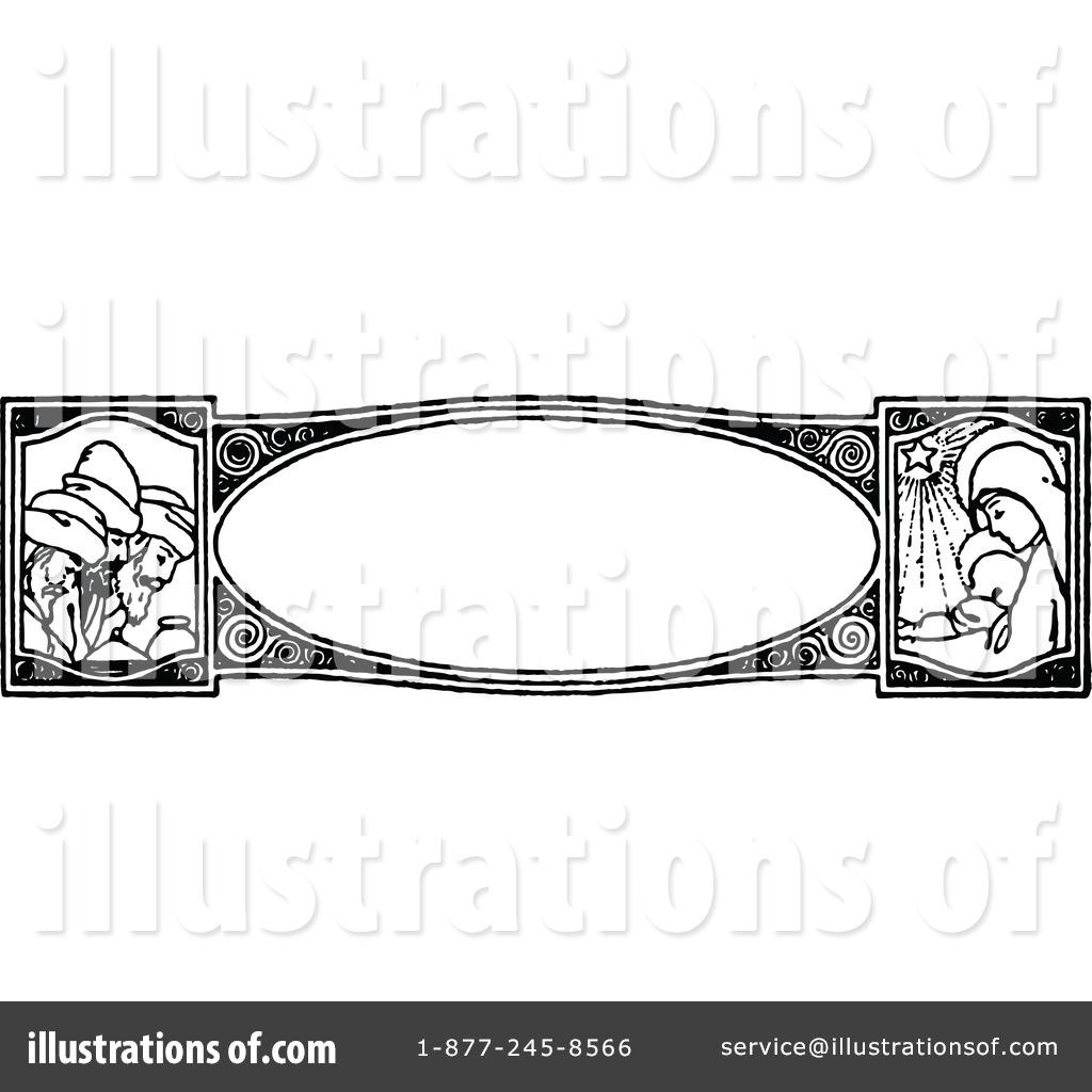 Three Wise Men Clipart #1119724 - Illustration by Prawny Vintage