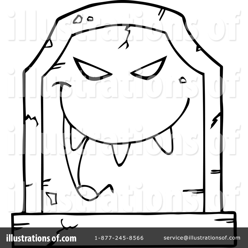 tombstone clipart  1080297